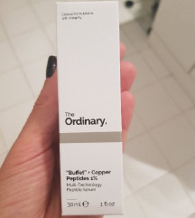 "The Ordinary ""Buffet"" i ""Buffet"" + Copper Peptides"