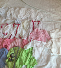 22 benkice+ 2 majice do 9 mes KAO NOVO