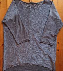 Srebrna bluza