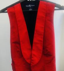 Ralph Lauren prsluk svila