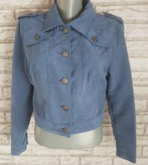 NOVA Plava newyorker jakna