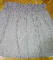 Nova suknja cipka popust 500