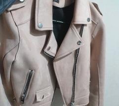 Puder roze jakna S