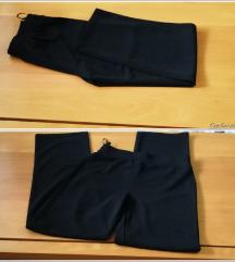 5.5. Eksluzivne L crne pantalone