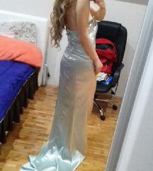 Duga sirena haljina