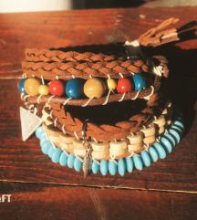 Urban tribe pletene narukvice, muska i zenska