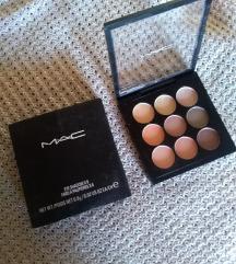 MAC nude paleta danas 700
