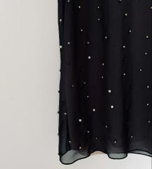 Zara premium haljinica sa biserima SNIŽENO ❗️