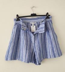 H&M 100%lan šorc/suknja NOVO