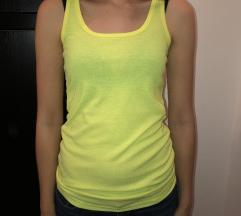 Neon zuta majica