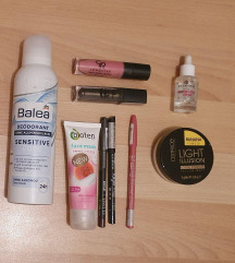 Paket šminke