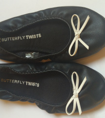 Butterfly twists baletanke