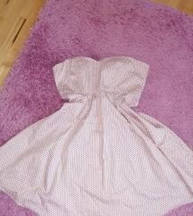 Korset haljina tufne