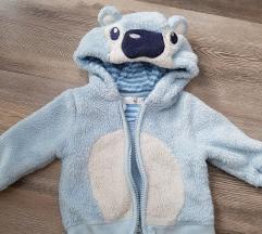 Bundica jaknica za bebe