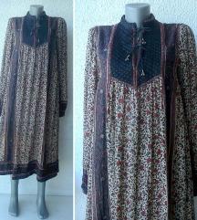 haljina indijsko platno M ili L