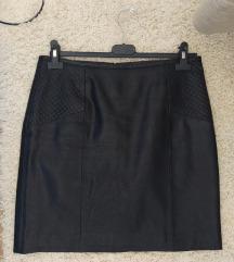 C&A kozna suknja