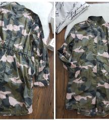 H&M * M/L * militari jakna * NOVO
