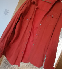 XXL narandžasta košulja