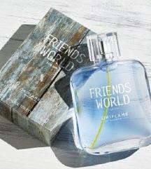Friends World za njega