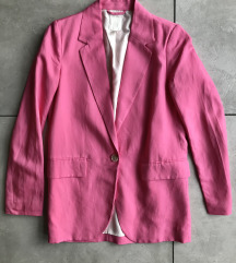H&M Trend pink blejzer