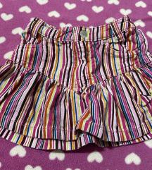 Suknja H&M 86