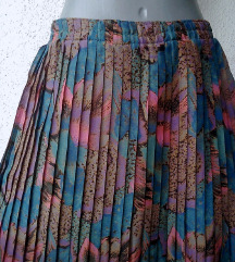 suknja plisirana za leto broj 48 do 50