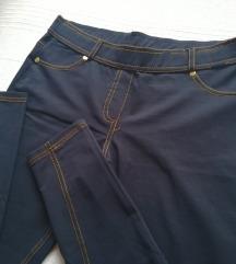 Skinny pantalone poput helanki