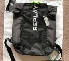 REPLAY NOVA ORIGINAL torba ranac etiketa poklon