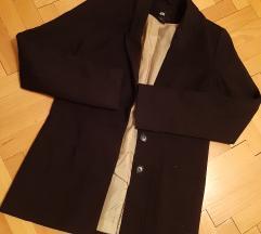 H&M crni sako blejzer(malo duzi)
