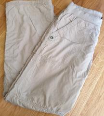 ZARA - postavljene zimske pantalone 13-14