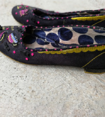 IRREGULAR CHOICE baletanke 39