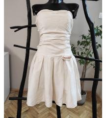 100% svila, koktel haljina