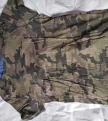 Vojnicka majica M vel