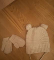 Zara kapa i rukavice