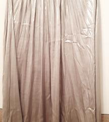 Zara plisirana suknja NOVA snizeno