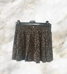 Leopard suknjica