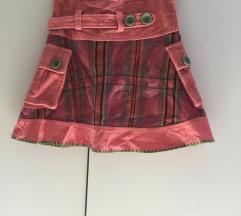 Somotska suknja za devojcice 8 godina