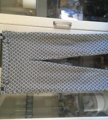 H&M prelepe kapri pantalone, TEGET BELE