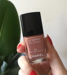Chanel Rose Confidentiel