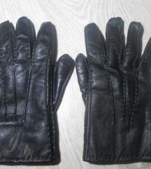 Kvalitetne muške rukavice sa pravim krznom 9 1/2