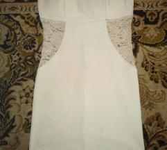 Prelepa krem haljina 😍