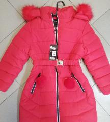 Decija crvena jakna