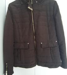 SNIZENJE braon jakna