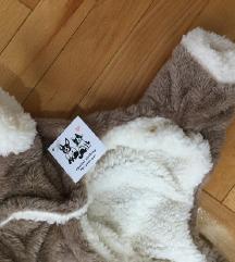 Teddy novi sa etiketom kostim za pse