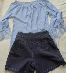 Dubokog struka, pantalonice/sorts  S,M