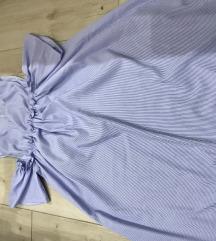 Plava letnja haljinica