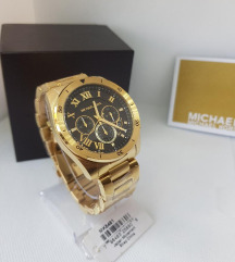 Michael Kors MK8481 - Brecken Black Ladies Watch