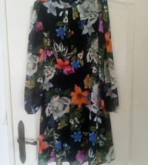 Orsay haljina sa cvetovima vel.36 NOVO