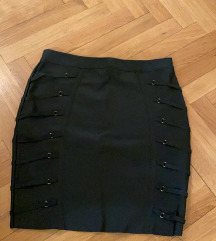 Suknja streč crna