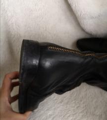 Antonella Rossi kožne čizme